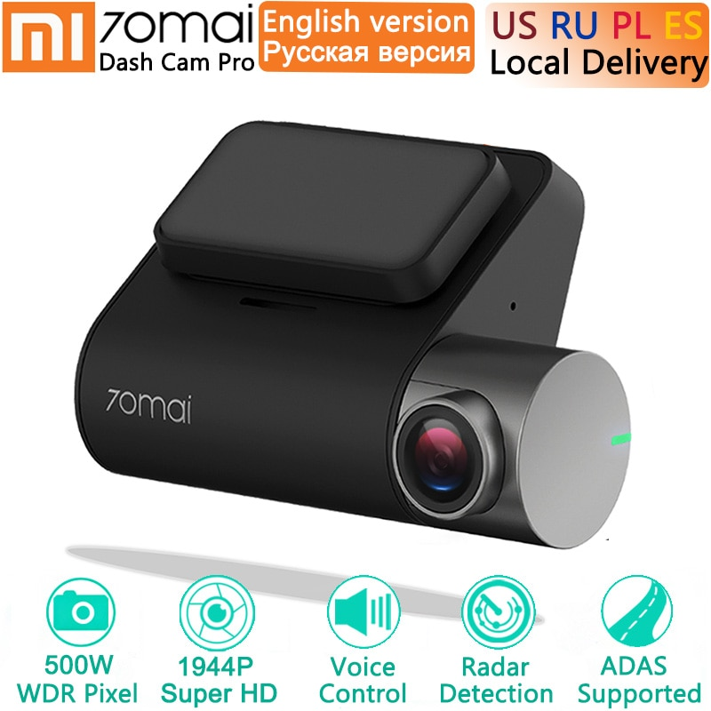 720p dashcam met GPS